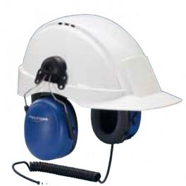 3M Peltor ATEX Listen Only Mono 3.5mm - Helmet Mount