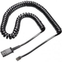 Plantronics QD to RJ9 Bottom Cable