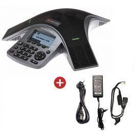 Polycom Soundstation IP 5000 PoE with Power Supply