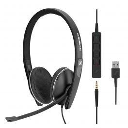 Sennheiser SC165 - USB and 3.5mm Jack
