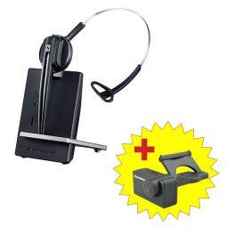 Sennheiser D 10 Phone Headset + Handset Lifter