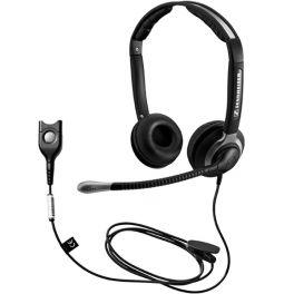 Sennheiser CC 550 IP Duo Corded Headset