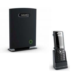 snom M700 IP DECT Base + M65 DECT Handset