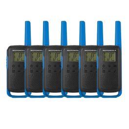 Motorola Talkabout T62 (Blue) Six Pack