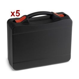 Professional Two-Way Radio Carry Case - Buy 4 and get 1 FREE