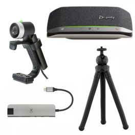 Video conferencing bundle with Poly Sync 20