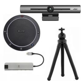 Cleyver CC60 + HD video bar Videoconferencing bundle