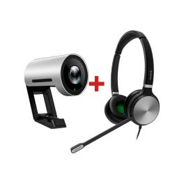 Yealink UVC30 webcam + UH36 headset bundle