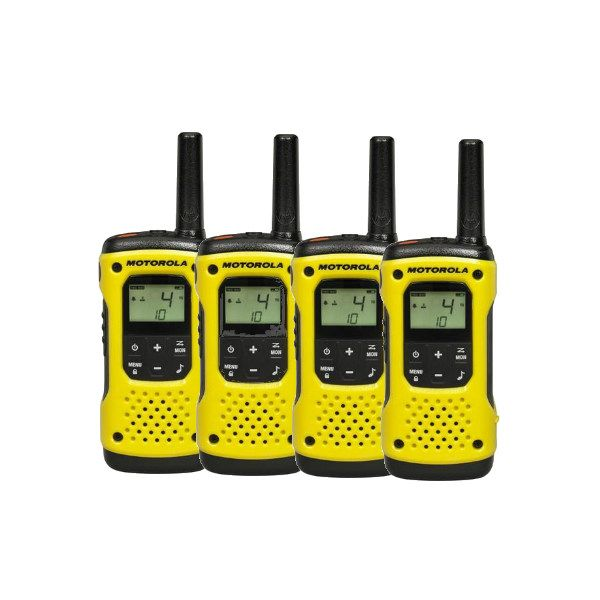 Motorola TLKR T92 H2O - Quad