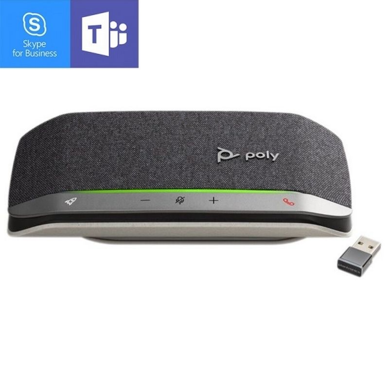 Poly Sync 20+ MS with BT600 USB-A