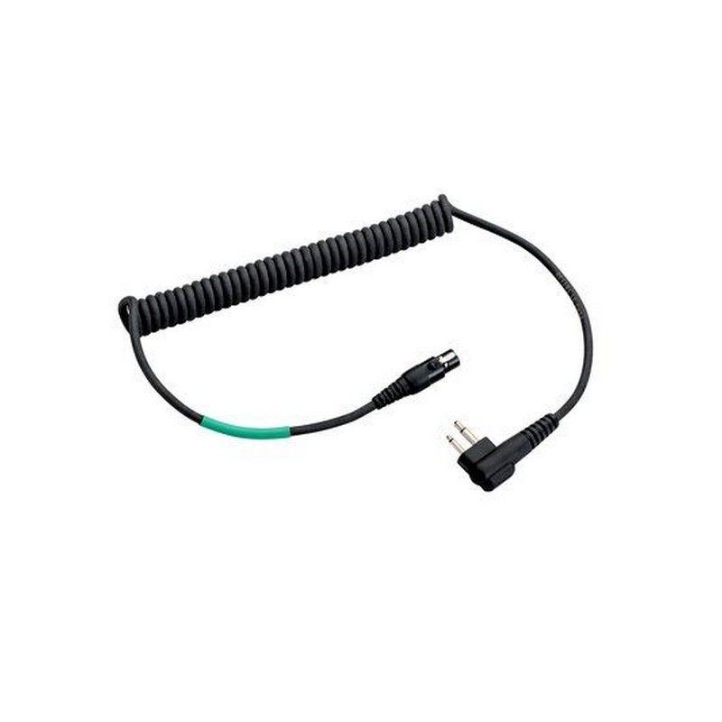 Peltor FLEX FLX2-21 cable for Motorola walkie talkie