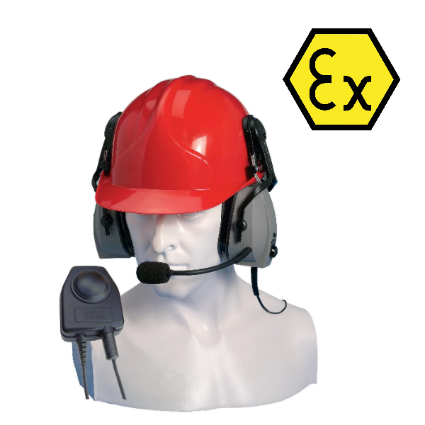 ATEX Ear Defender for Entel HT ATEX (Hard Hat)