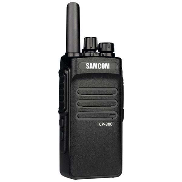 iPTT Samcom CP-300 with GPS and Single Charger