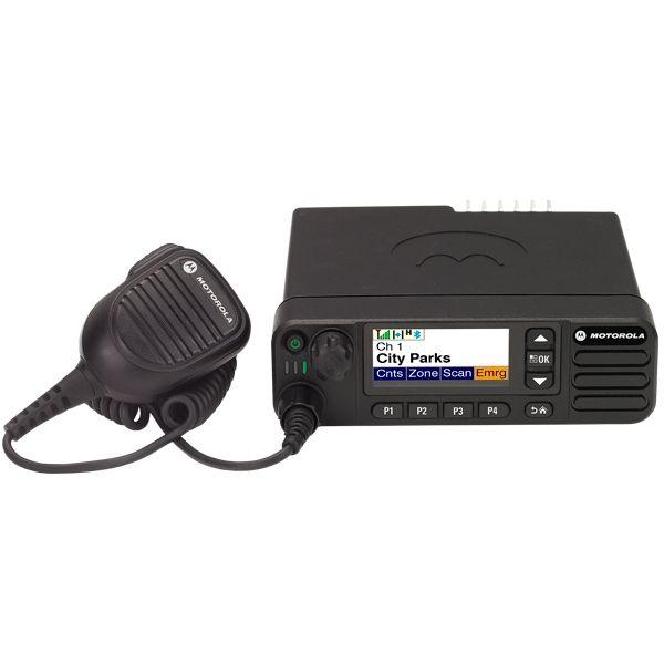 Motorola DM4600E VHF (25W)