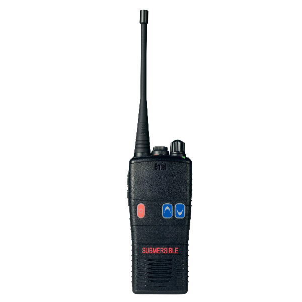 Entel HT446E Submersible PMR446 Twin pack
