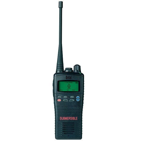 Entel HT725 VHF Two Way Radio