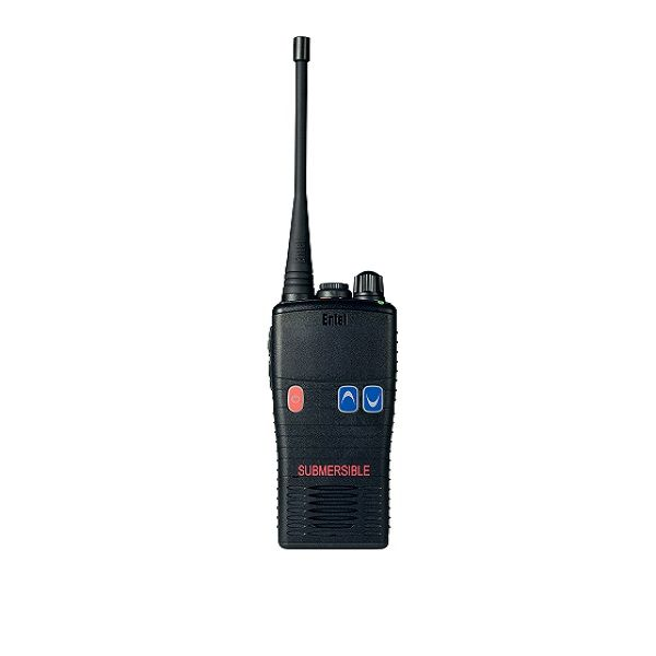 Entel HT722S Selcall VHF Two-Way Radio