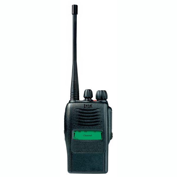 Entel HX423 Entry LCD VHF Two Way Radio