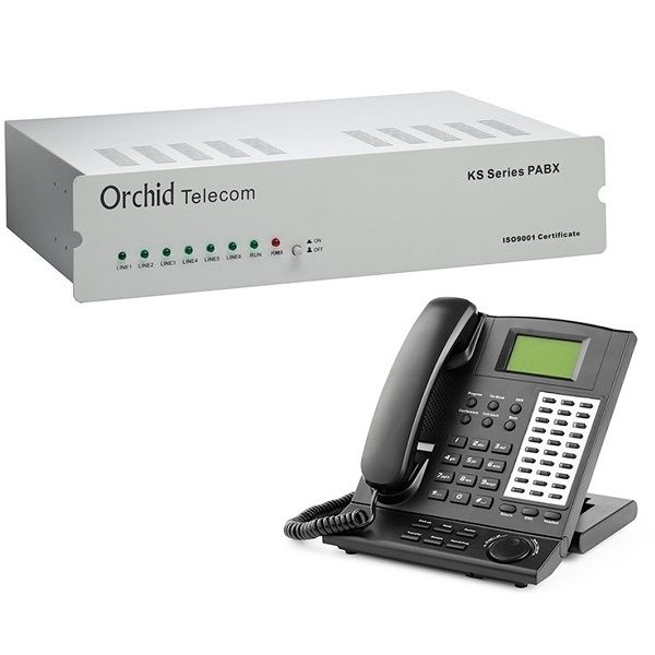 Orchid KS616 System + KP616 Phone