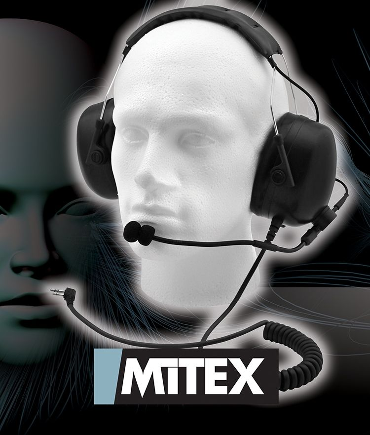 Mitex Noise Cancelling Headset