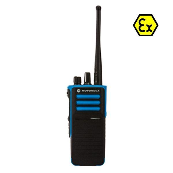 Motorola DP4401Ex - UHF ATEX