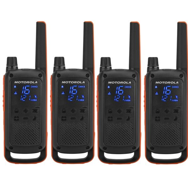 Motorola Talkabout T82 Quad