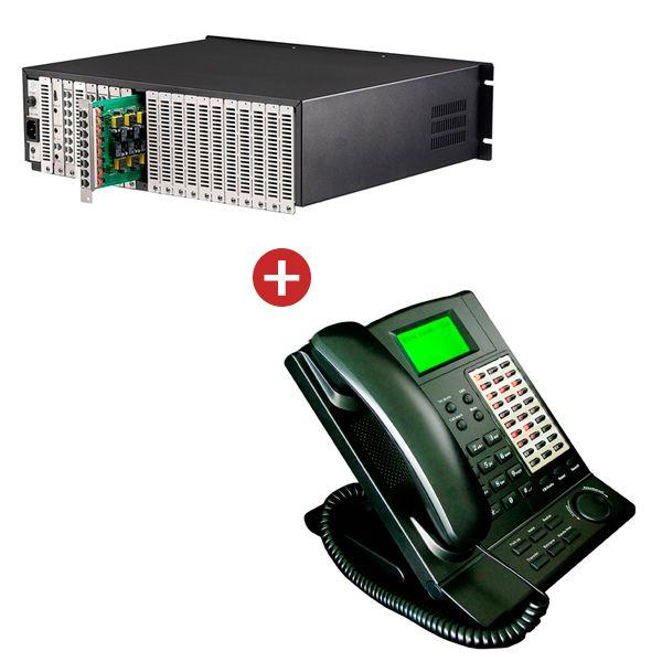 Orchid Telecom KS832 + KP832 Key Phone