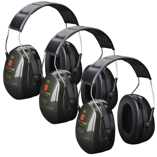 3M Peltor Optime II - Three Pack