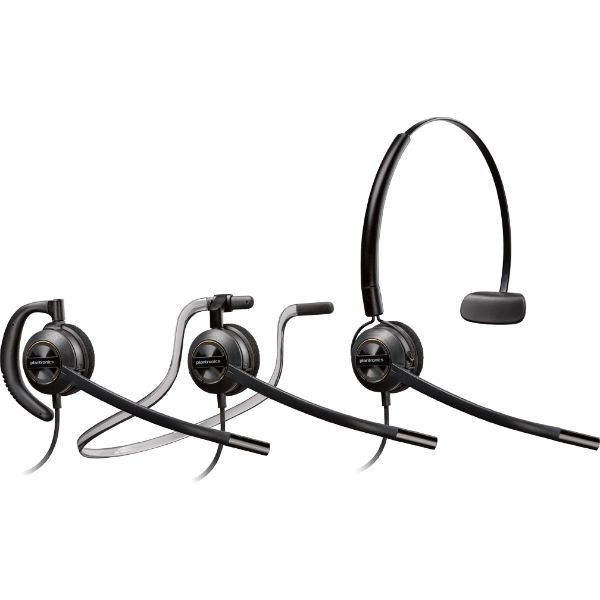 Plantronics EncorePro HW540 Digital 3-in-1 PC Headset