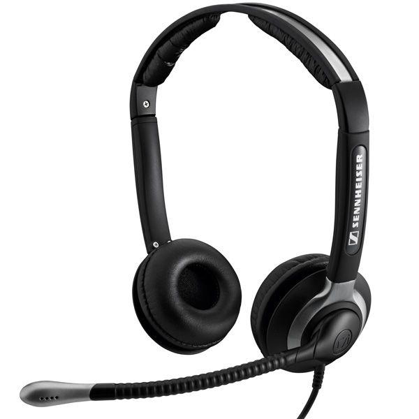 Sennheiser CC 550 Duo Corded Headset