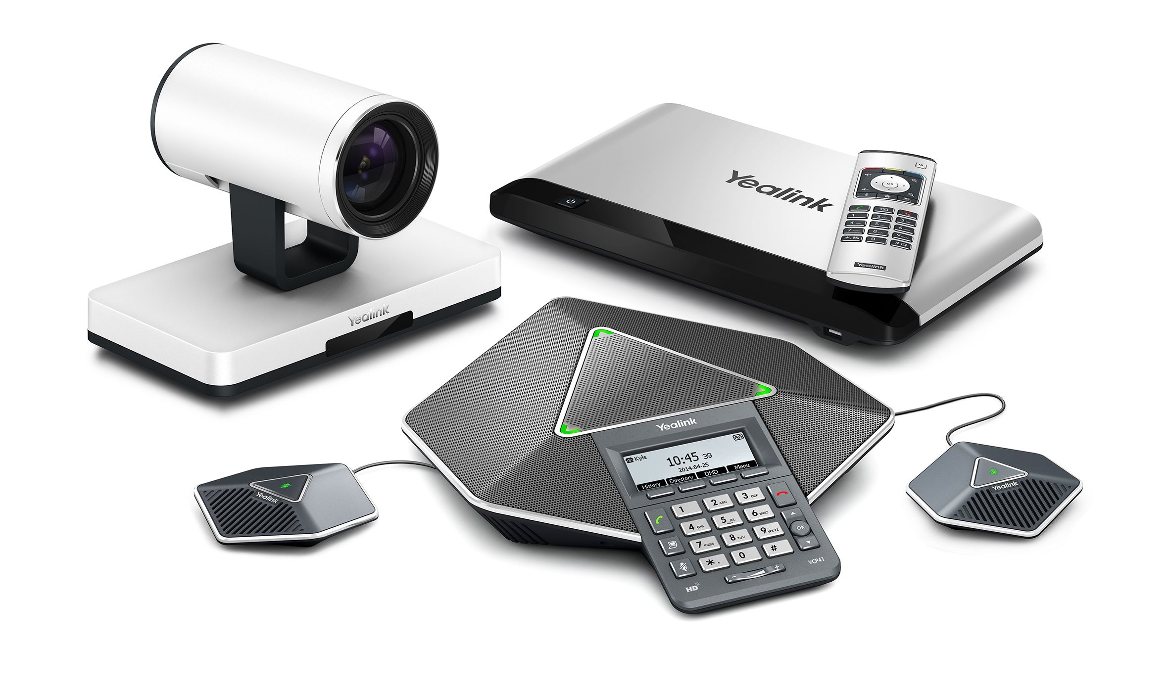 Yealink VC120 Room System with 12x Camera/Phone