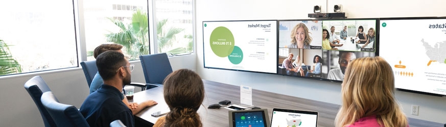 ZOOM VIDEO CONFERENCING SOLUTIONS