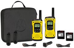 Motorola TLKR T92 H2O + FREE USB mains adapter