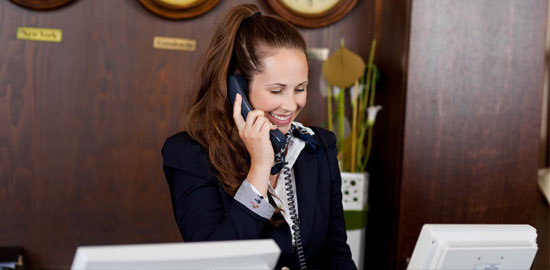TELECOMMUNICATIONS EQUIPMENT  FOR THE HOSPITALITY INDUSTRY