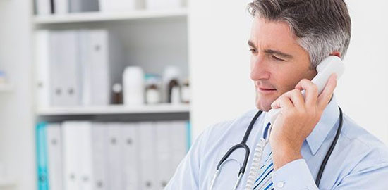 TELECOMS EQUIPMENT FOR HEALTHCARE SERVICES