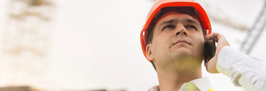 ROBUST MOBILE PHONES FOR CONSTRUCTION