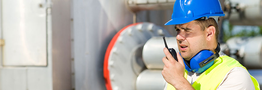 ROBUST TWO-WAY RADIOS FOR MANUFACTURING