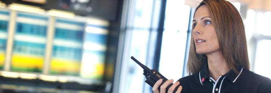 Two-way radios for Schools