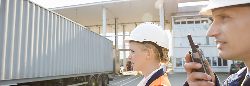 ROBUST TWO-WAY RADIOS FOR TRANSPORT