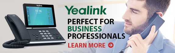 Yealink Perfect for businnes professionals