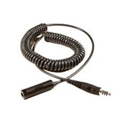 Extension Cables for Peltor Headsets