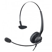 Corded Headsets for Cordless DECT Phones