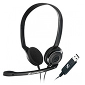 Corded Headsets for PC and Mac