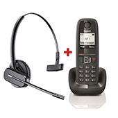 Cordless Phones + Headset