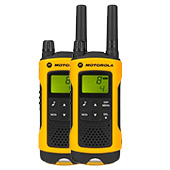 License-free two way radios