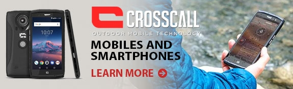 Crosscall Mobiles and Smartphones