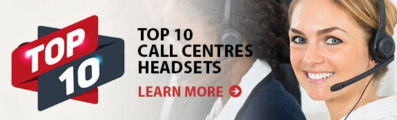 Top 10 Call Centres Headsets