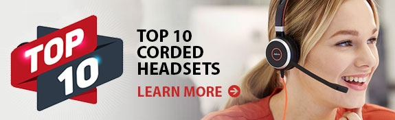 Top 10 Corded Headsets