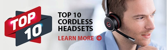 Top 10 Cordless Headsets