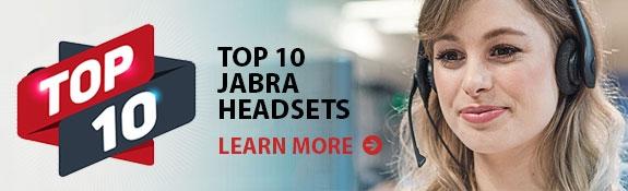 Top 10 Jabra Headsets